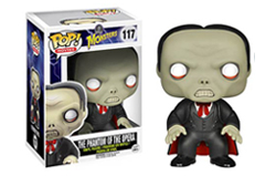 Funko Movies Pop! Vinyl Figure The Phantom of the Opera - Universal Monsters!