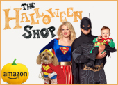 Visit the Amazon Halloween Store for costumes, decorations and all your Halloween needs!