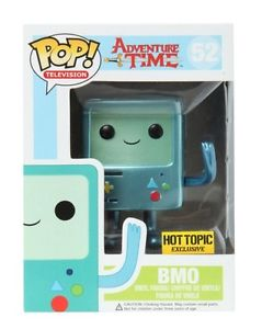 Adventure Time Pop! Metallic BMO Hot Topic Exclusive